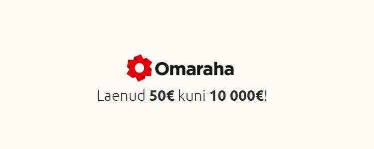 Omaraha - kõigi aegaeda soodsaim väikelaen eraisikutelt